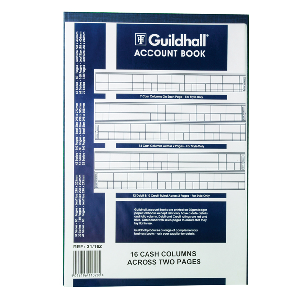 Accounts Books