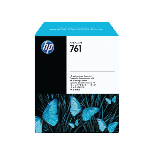 HP 761 Designjet Maintenance Cartridge CH649A