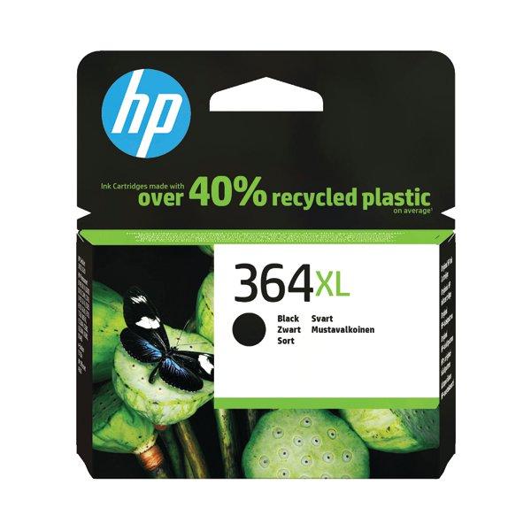 HP 364XL High Yield Black Inkjet Cartridge CN684EE