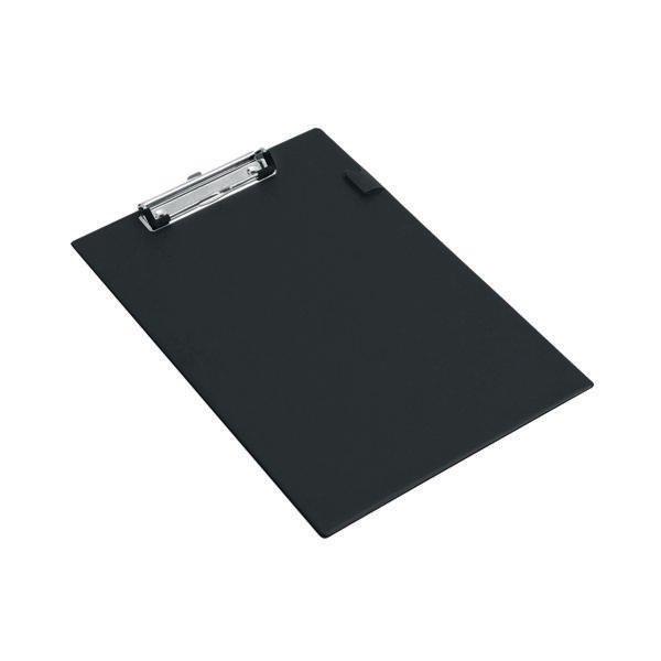 Rapesco A4/Foolscap Black Clipboard VSTCBOB2