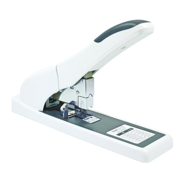 Rapesco ECO HD-140 Heavy Duty Stapler White 1396