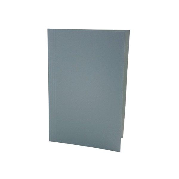 Guildhall Foolscap Green Mediumweight Square Cut Folder (Pack of 100) FS250-GRNZ