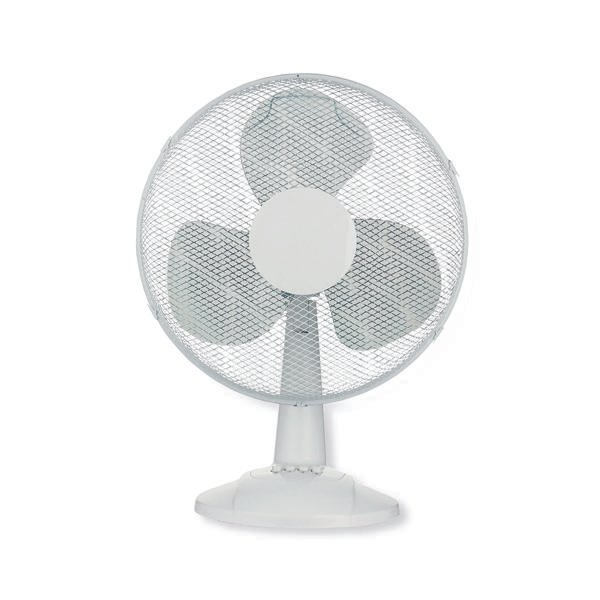 Q-Connect Desktop Fan 410mm/16 Inch KF00403