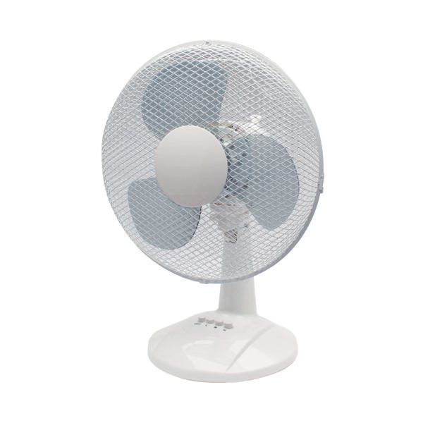 Q-Connect Desktop Fan 300mm/12 Inch KF00405