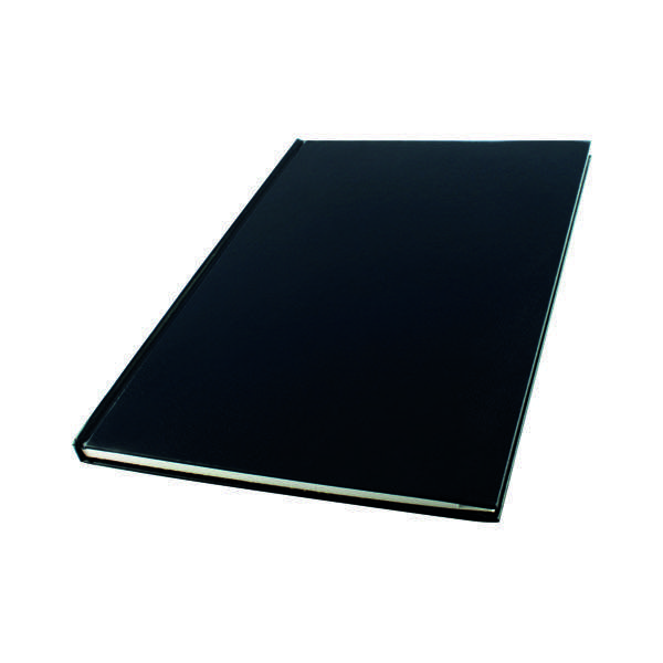 Q-Connect Casebound Index Notebook 96 Pages A4 F00059