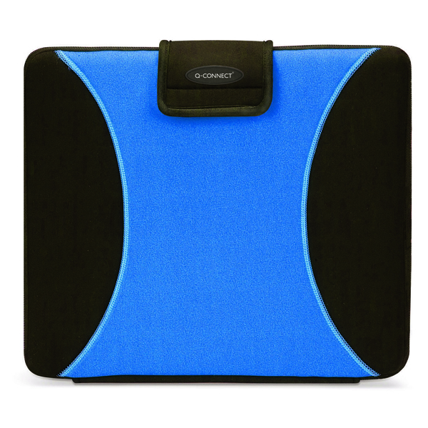Q-Connect Lap Top Shirt 12.1 inch Blue KF04636