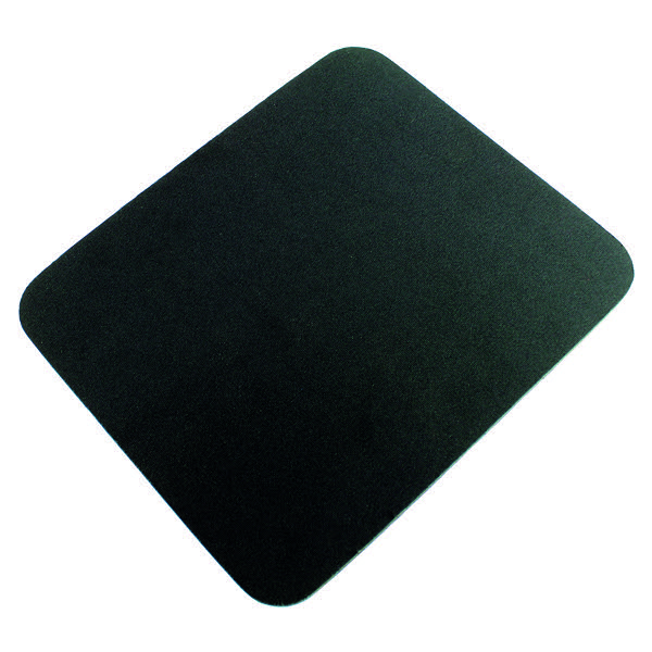 Q-Connect Mouse Mat Black
