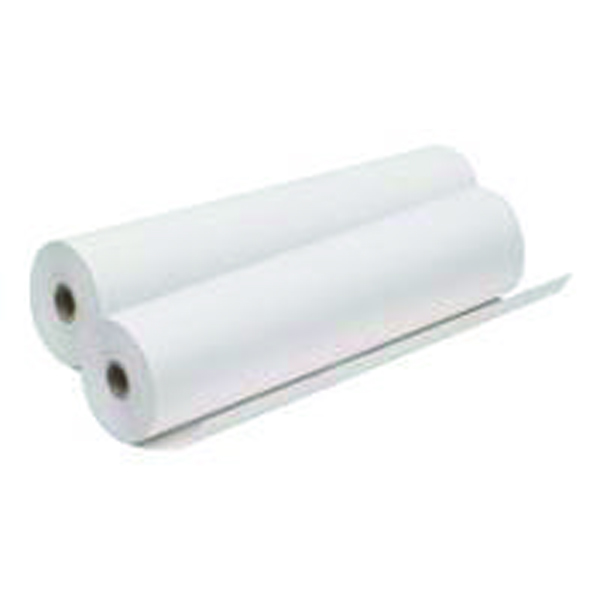 Q-Connect White 210mmx50m Fax Roll (Pack of 6) KF10705