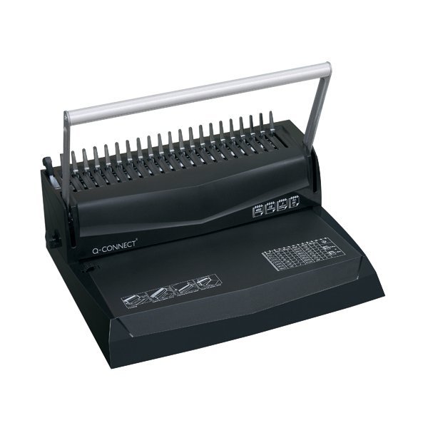 Q-Connect Premium Comb Binder 12 KF16762