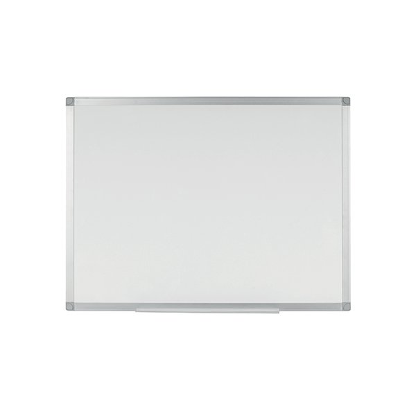 Q-Connect Aluminium Frame Whiteboard 900x600mm 54034621 KF37015