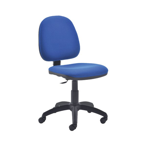 Jemini Sheaf Medium Back Operator Chairs (Adjustable back position for ergonomic use) CH0S13RB