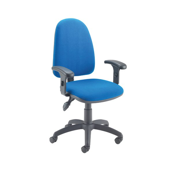 Jemini Sheaf High Back Tilt Operator Chairs CH0S10RB