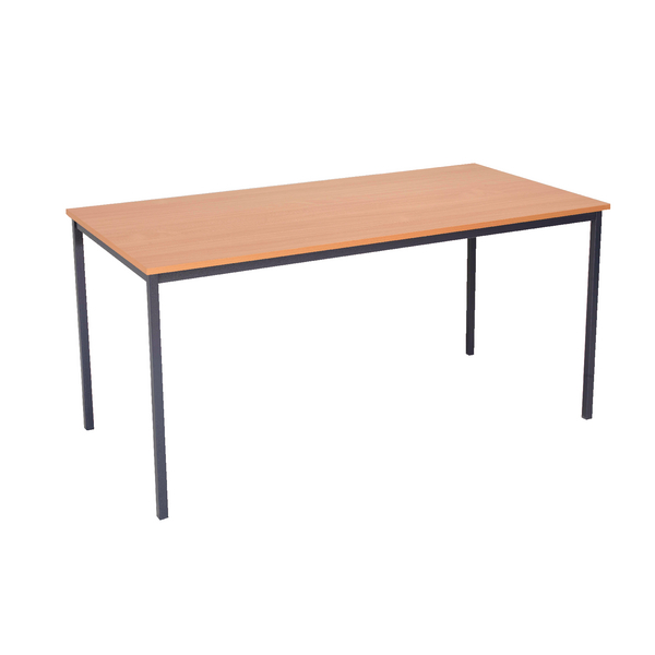 Jemini Intro 1500x750x726mm Bavarian Beech Training Table KF74137