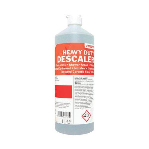 2Work Descaler/Toilet Cleaner 12x 1Ltr