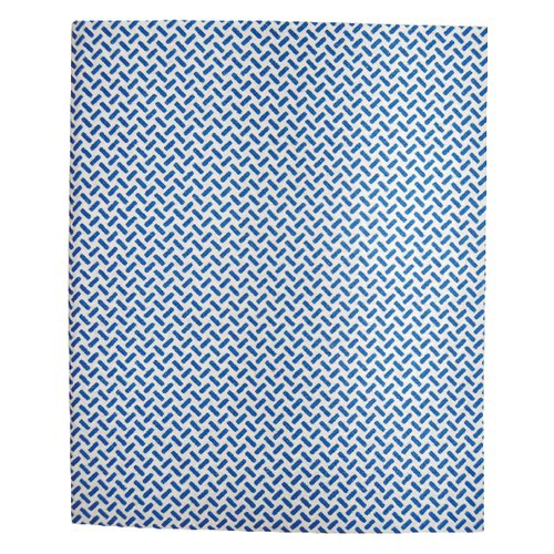 2Work Med Weight Cloth 380x400mm Blue (Pack of 5) CCGM4005I