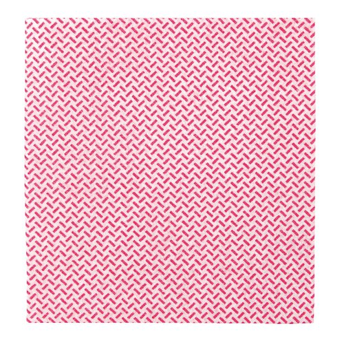 2Work Med Weight Cloth 380x400mm Red (Pack of 5) 103179