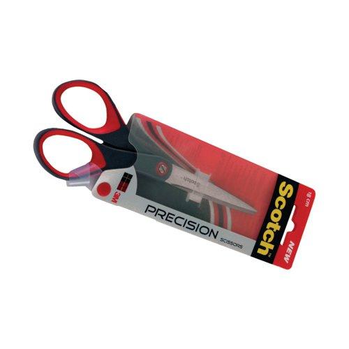 Scotch Precision Scissors 180mm Stainless Steel Blades 1447