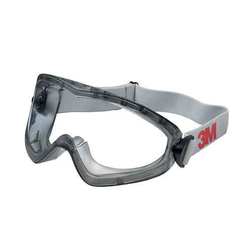 3M Safety Goggles Clear 2890S DE272934055