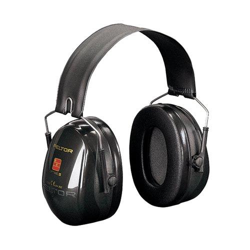 3M Optime II Peltor Ear Defenders Low Contact Pressure XH001650627