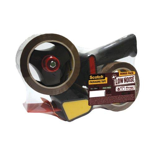 Scotch Pistol Grip Dispenser With 2 Rolls KT000037533