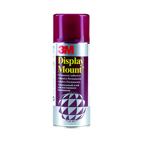 3M DisplayMount Adhesive 400ml DMOUNT