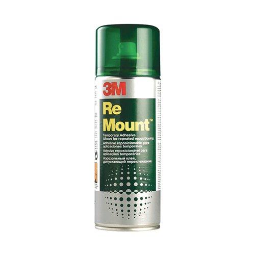 3M ReMount Adhesive 400ml REMOUNT