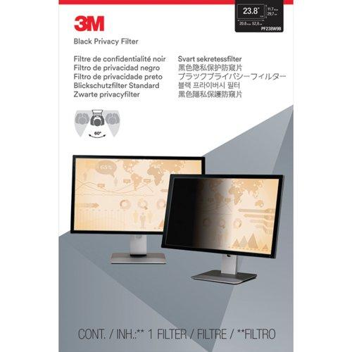 3M Privacy Filter Wide Desktop 23.8in