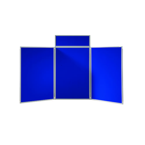 Announce Exhibition Board 4 Panel 1100x1800mm AA01832