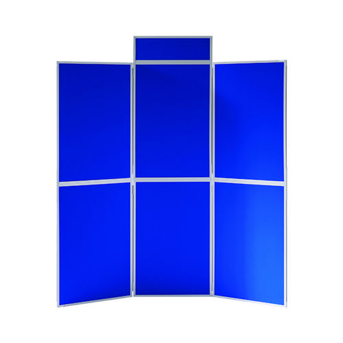Announce Exhibition Board 7 Panel 2000x1800mm AA01853