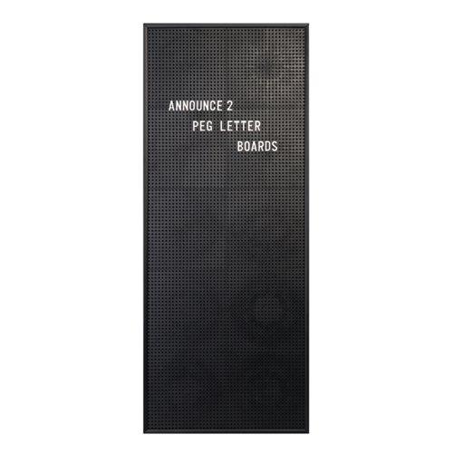 Announce Peg Letter Board 310x767mm 1/ECON-2/VC/EC-KIT692