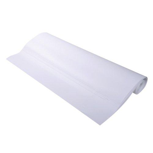 Announce Plain Flipchart Pads 650 x 100mm 50 Sheet Rolled (Pack of 5) AA06217