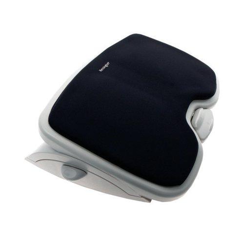 Kensington SoleMate Comfort Footrest Black/Grey 56153