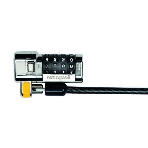 Kensington ClickSafe Combination Laptop Lock (Pack of 5) K64697EU