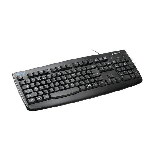 Kensington Pro Fit Washable Wired Keyboard UK K64407UK