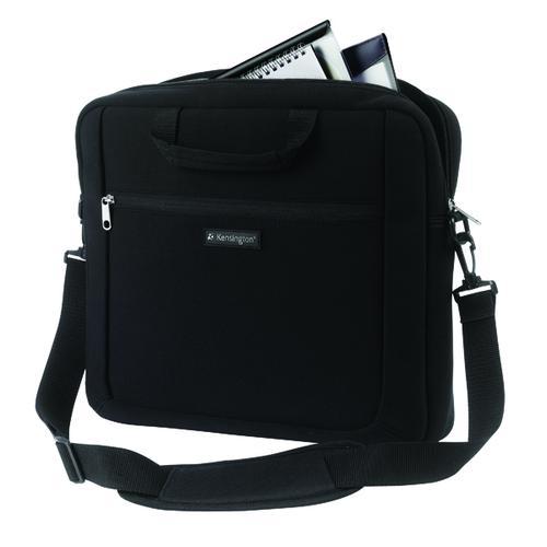 Kensington Simply Portable 15.6 Inch Neoprene Notebook Sleeve Black K62561EU