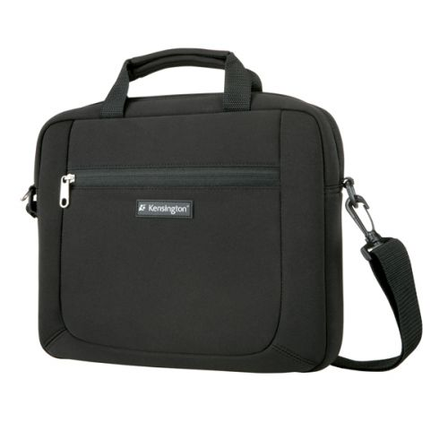 Kensington SimplyPortable Neoprene Notebook Sleeve 12in Black K62569US