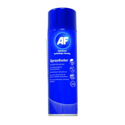 AF Sprayduster Invertible Air Duster 250ml ASDU250D