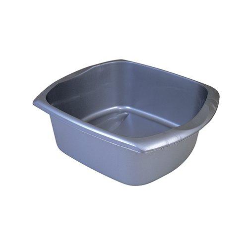 Addis Rectangular Bowl Metallic 9603MET