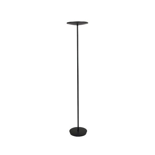 Alba Black LED Uplighter 30w LEDCLASSIC