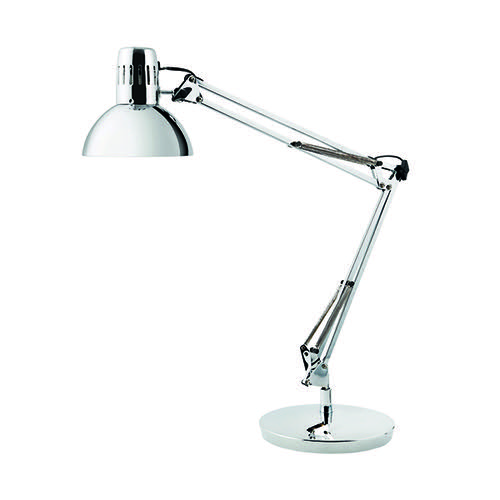 Alba Archifluoch Fluorescent Desk Lamp ARCHI CH