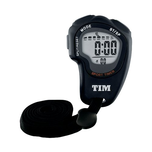 Acctim Olympus Stopwatch Black TIM902B