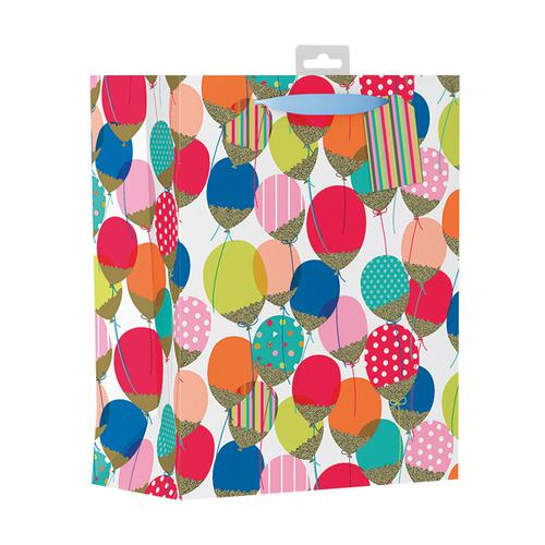Giftmaker Balloon Gift Bag Large (Pack of 6) FFOL