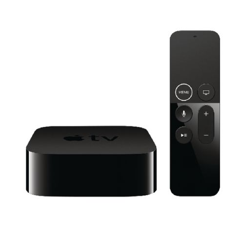 Apple TV 4K 64GB With Siri Remote Black MP7P2B/A