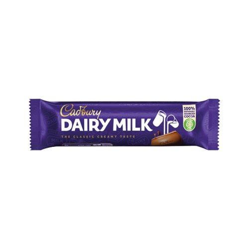 Cadbury Dairy Milk 45g (Pack of 48) 968169