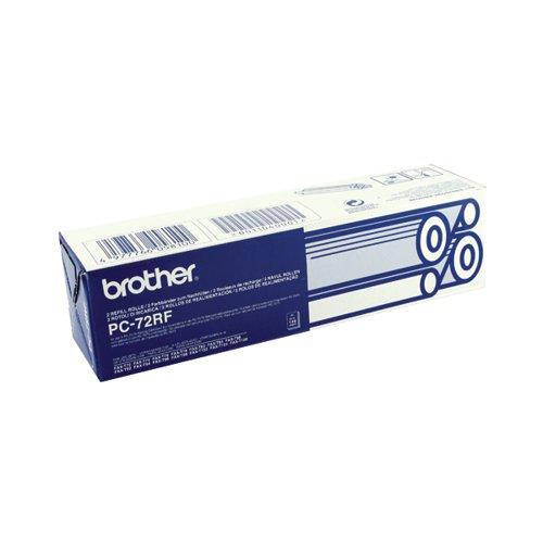 Brother PC72RF Thermal Ribbon Film Pk2