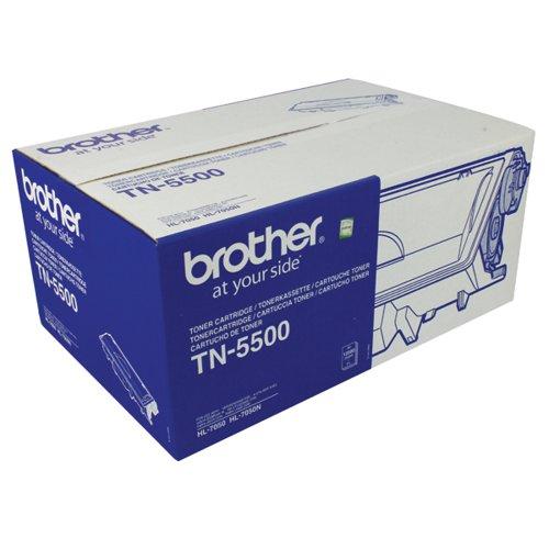 Brother HL-7050 Black Toner TN5500