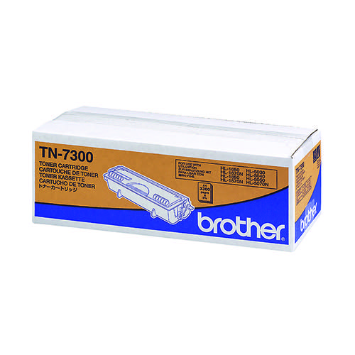 Brother TN-7300 / TN7300 Black Toner