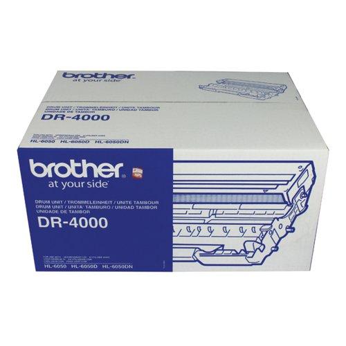Brother HL-6050 Drum Unit Black DR4000