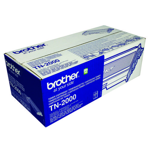 Brother TN-2000 / TN2000 Black Toner