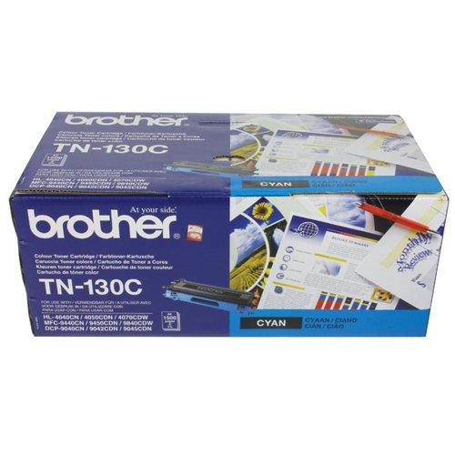 Brother TN-130C / TN130C Cyan Toner